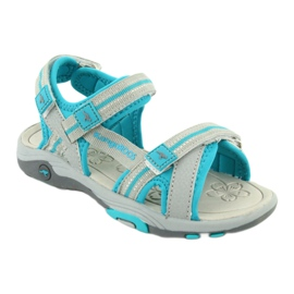 Sandałki piankowa wkładka KangaRoos 18335 szare 1