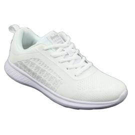 Białe Buty Sportowe American Club HA02 1