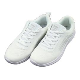 Białe Buty Sportowe American Club HA02 3