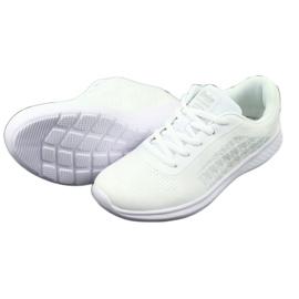 Białe Buty Sportowe American Club HA02 5