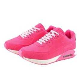 Różowe obuwie sportowe B390-3 2