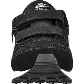 Buty Nike Sportswear Md Runner Psv Jr 807317-001 czarne 2