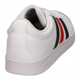 Buty adidas Vl Court 2.0 M DA9884 białe 3