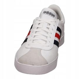 Buty adidas Vl Court 2.0 M DA9884 białe 4