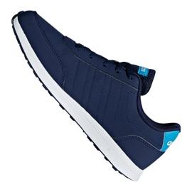 Buty adidas Vs Switch 2 Jr G26871 niebieskie 1