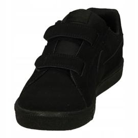 Buty Nike Court Royale Psv Jr 833536-001 czarne 1