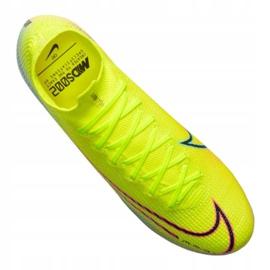 Buty Nike Superfly 7 Elite Mds AG-Pro M CK0012-703 żółte wielokolorowe 3
