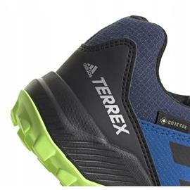 Buty adidas Terrex Gtx K Jr EF2231 granatowe 5
