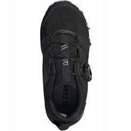 Buty adidas Terrex Agravic Boa K Jr EF3635 czarne 1
