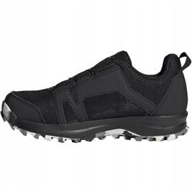 Buty adidas Terrex Agravic Boa K Jr EF3635 czarne 2
