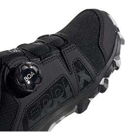 Buty adidas Terrex Agravic Boa K Jr EF3635 czarne 3