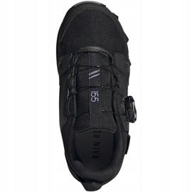 Buty adidas Terrex Agravic Boa K Jr EH2685 czarne 1