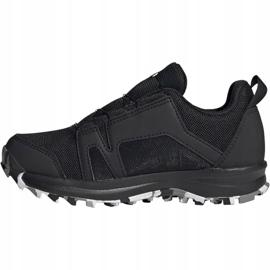Buty adidas Terrex Agravic Boa K Jr EH2685 czarne 2