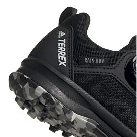 Buty adidas Terrex Agravic Boa K Jr EH2685 czarne 4