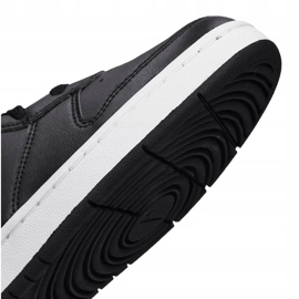 Buty Nike Court Borough Low 2 (GS) Jr BQ5448-002 czarne 1