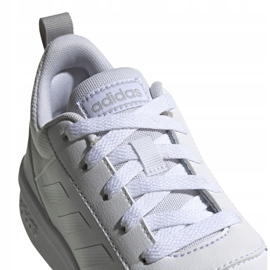 Buty adidas Tensaur K Jr EG2554 białe 3