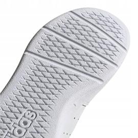 Buty adidas Tensaur K Jr EG2554 białe 5