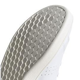 Buty adidas Advantage K Jr FW2588 białe 4