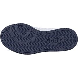 Buty adidas Hoops 2.0 K Jr EG9075 fioletowe 6