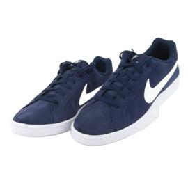 Buty Nike Sportswear Court Royale Suede M 819802-410 3