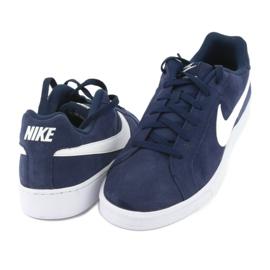 Buty Nike Sportswear Court Royale Suede M 819802-410 4