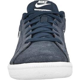 Buty Nike Sportswear Court Royale Suede M 819802-410 8