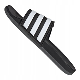 Klapki adidas Adilette Comfort Adj M EG1344 czarne 1