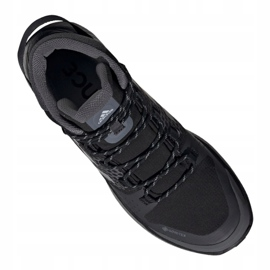 Buty adidas Terrex Folgian Mid Gtx M EF0365 czarne 3