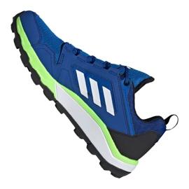 Buty adidas Terrex Agravic Trail M EF6858 niebieskie 1