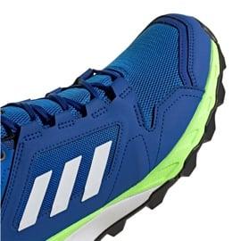 Buty adidas Terrex Agravic Trail M EF6858 niebieskie 5