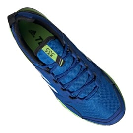Buty adidas Terrex Agravic Trail M EF6858 niebieskie 6