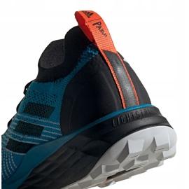 Buty adidas Terrex Two Parley M FW2543 niebieskie 4