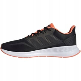 Buty adidas Runfalcon M EG8609 czarne 2