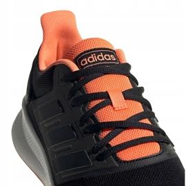 Buty adidas Runfalcon M EG8609 czarne 3