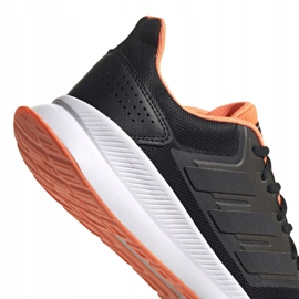 Buty adidas Runfalcon M EG8609 czarne 4