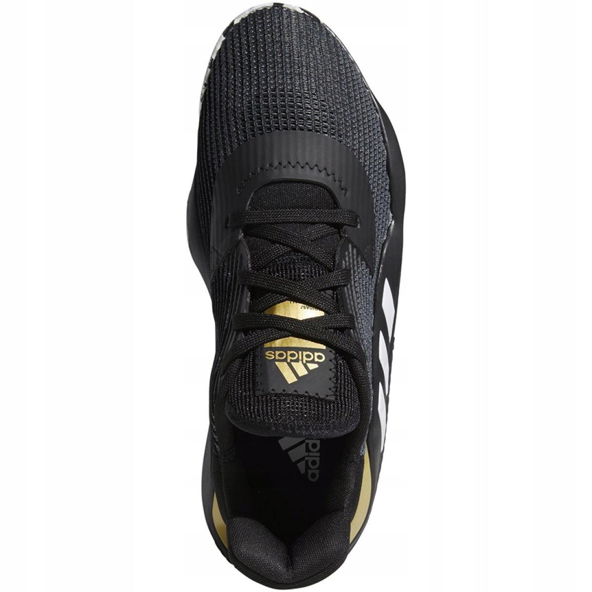 Buty adidas Pro Bounce 2019 Low M EF0469 czarne