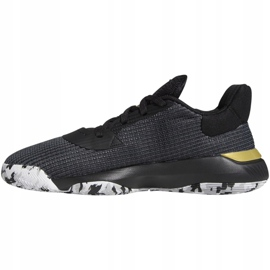 Buty adidas Pro Bounce 2019 Low M EF0469 czarne czarne 2