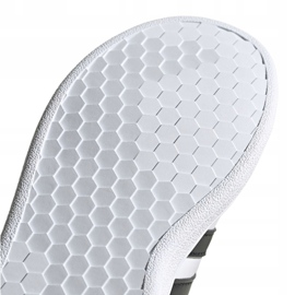 Buty adidas Grand Court C Jr EF0109 białe 5