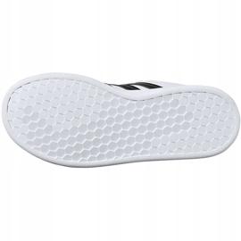 Buty adidas Grand Court C Jr EF0109 białe 6