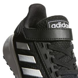 Buty adidas Duramo 9 C Jr G26758 czarne 3