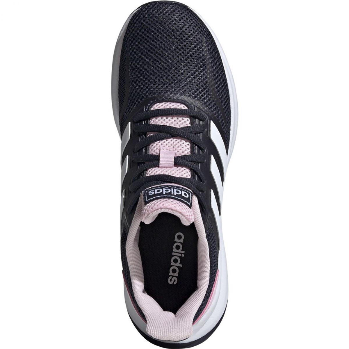 Buty do biegania adidas Falcon W EF0152 czarne