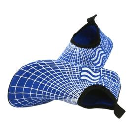 Buty neopronowe do wody ProWater niebieskie 5