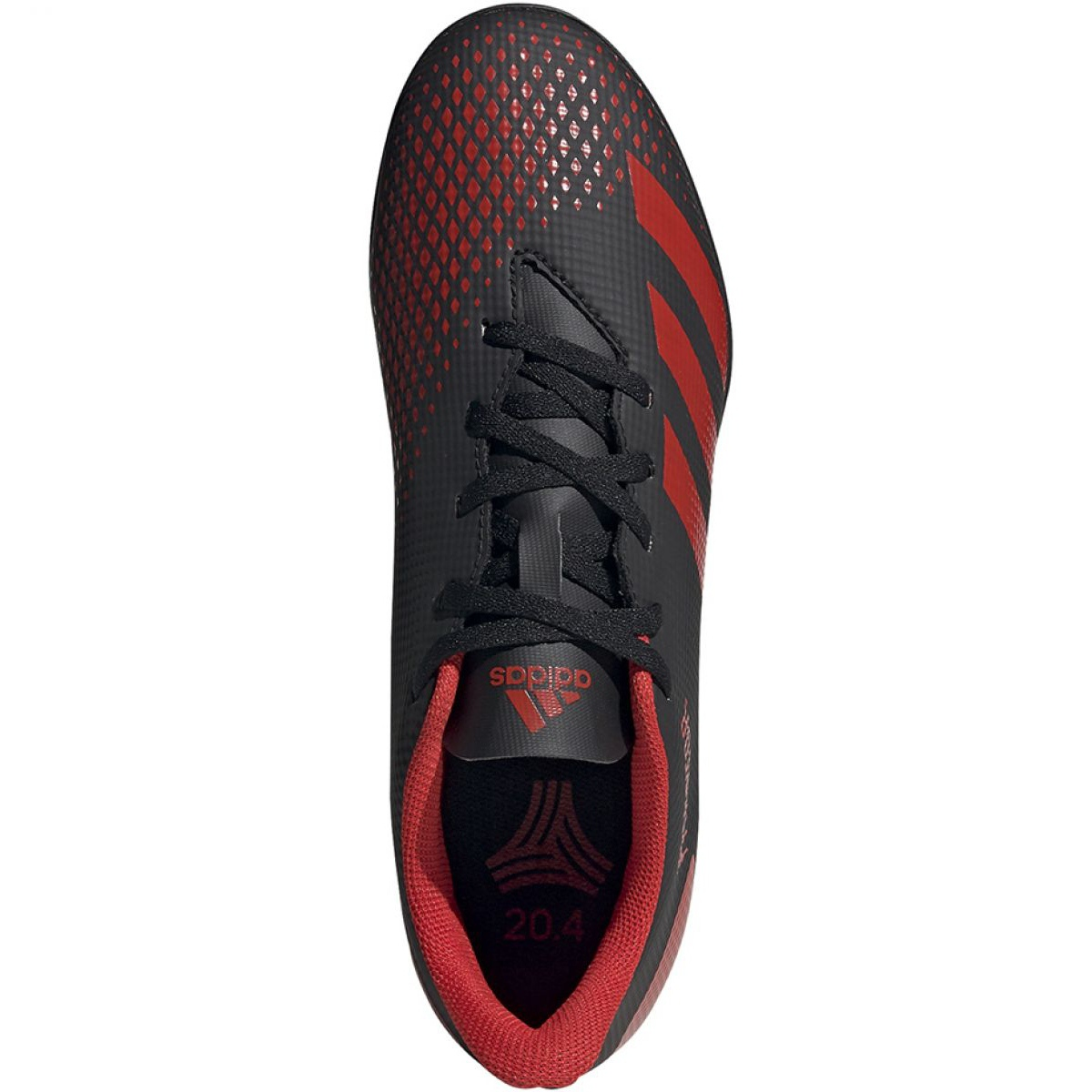Buty piłkarskie adidas Predator 20.4 Tf EE9585 czarne