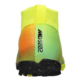 Buty Nike Superfly 7 Academy Mds Tf Jr BQ5407-703 żółte wielokolorowe 1