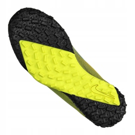 Buty Nike Superfly 7 Academy Mds Tf Jr BQ5407-703 żółte wielokolorowe 3