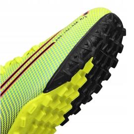 Buty Nike Superfly 7 Academy Mds Tf Jr BQ5407-703 żółte wielokolorowe 5