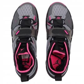 Buty Nike Jordan Why Not Zero M CD3003 003 szare wielokolorowe 2
