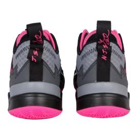 Buty Nike Jordan Why Not Zero M CD3003 003 szare wielokolorowe 3