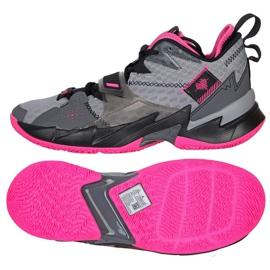 Buty Nike Jordan Why Not Zero M CD3003 003 szare wielokolorowe 4