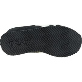 Buty Reebok Royal Cl Jogger Jr DV9147 czarne 3